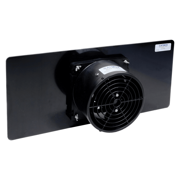 Attic Exhaust Fan - Multi-Mount- 225 CFM