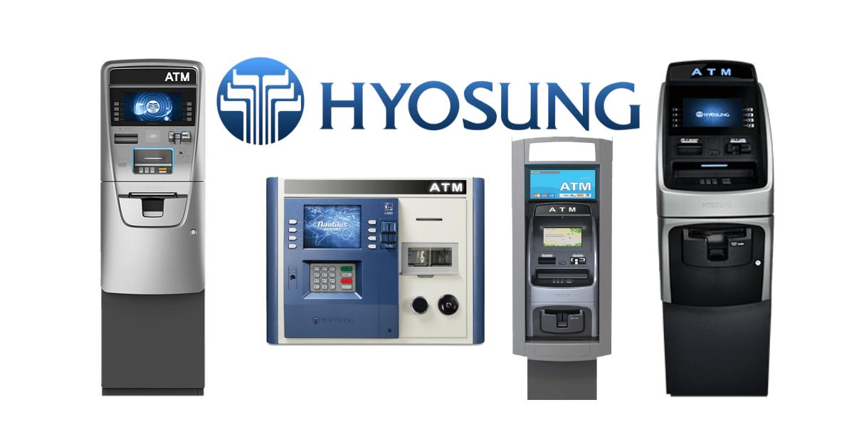 HYOSUNG ATMs