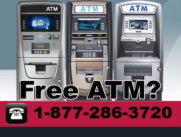 Get free ATM