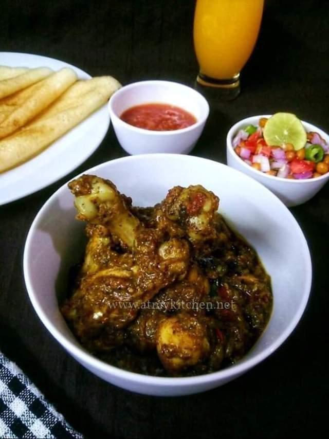 Black pepper chicken recipe/ How to make black pepper chicken / Kali mirch murgh recipe