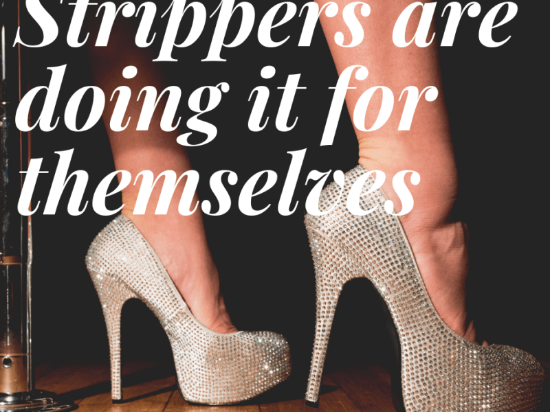 Strippers are making their own money with OnlyFans