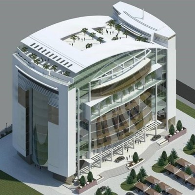 11-FLOOR COMMERCIAL BUILDING DESIGN PROPOSAL