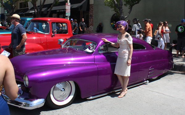 Dispatch From The Culver City Car Show