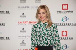 ATOD Magazine: LA Art Show, Rhea Seehorn
