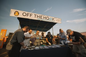 The Chefs + Hobby Shuckers