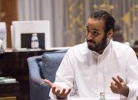 Mohammed Bin Salman, Saudi Arabia's Deputy Crown Prince, interviewed in Riyadh, Saudi Arabia, on Wednesday, March 30, 2016. Source: Saudi Arabia's Royal Court