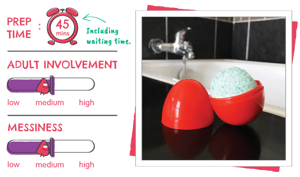 Atom & the Dot   Atoms Make Everything Up   Chemical Reactions & DIY Bath Bombs