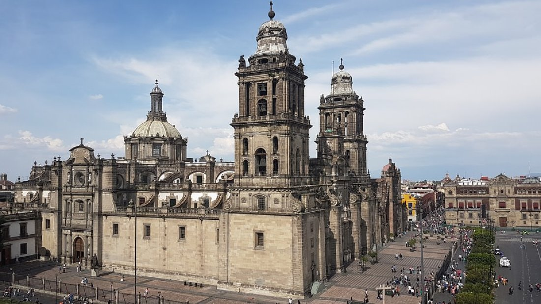 Viajar-mexico-america-zocalo
