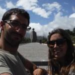 Viaje a Quito. La mitad del mundo