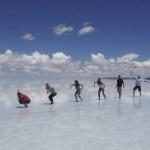 Salar de Uyuni, un lugar de otro mundo