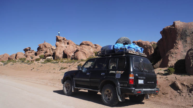 Cómo moverse por Bolivia
