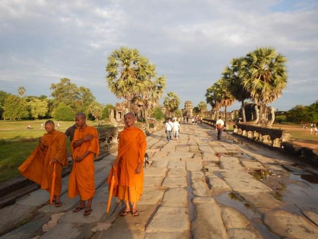 Templos de Angkor