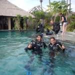 Curso de buceo en Lembongan (Bali, Indonesia) con Planet Nomadas