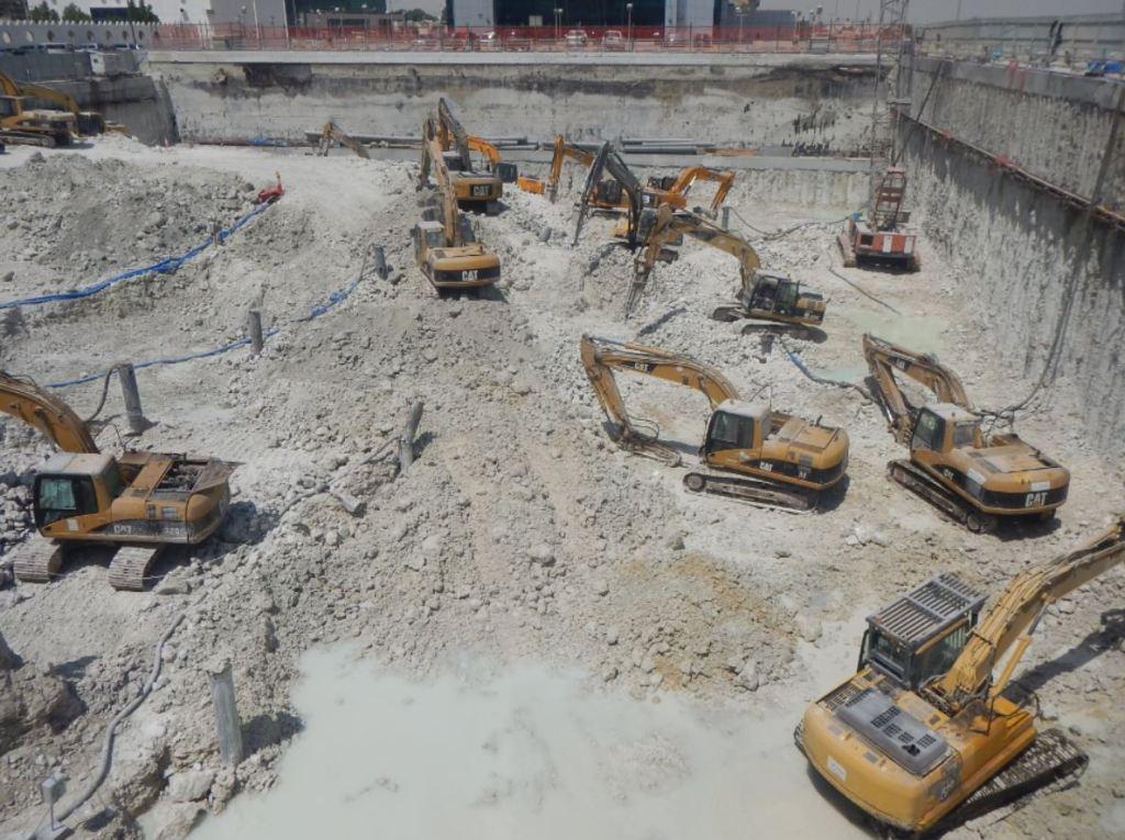 obras en Qatar
