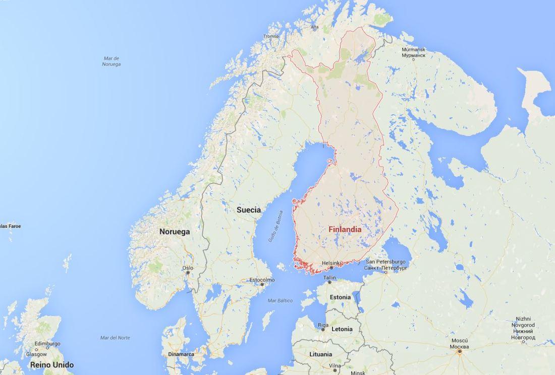 Información Finlandia