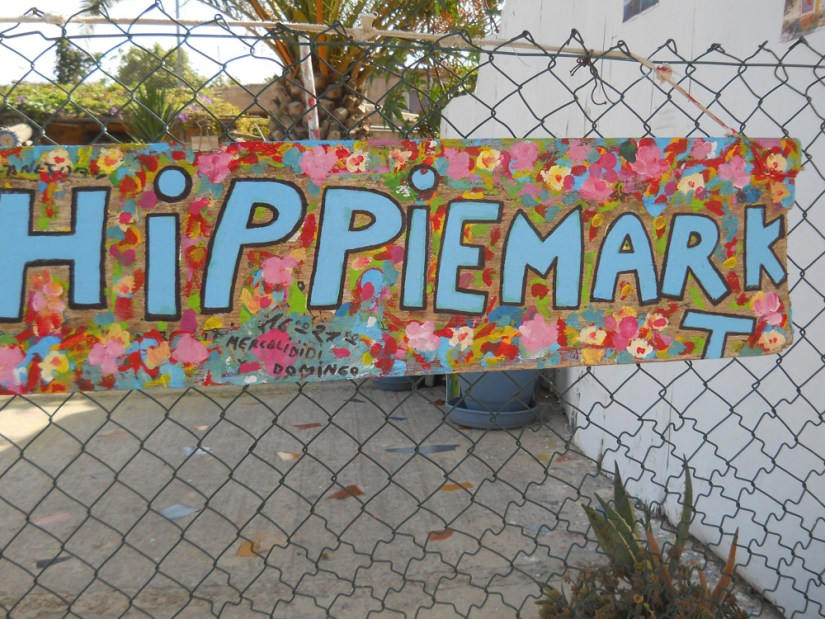 Hippie Market en Formentera