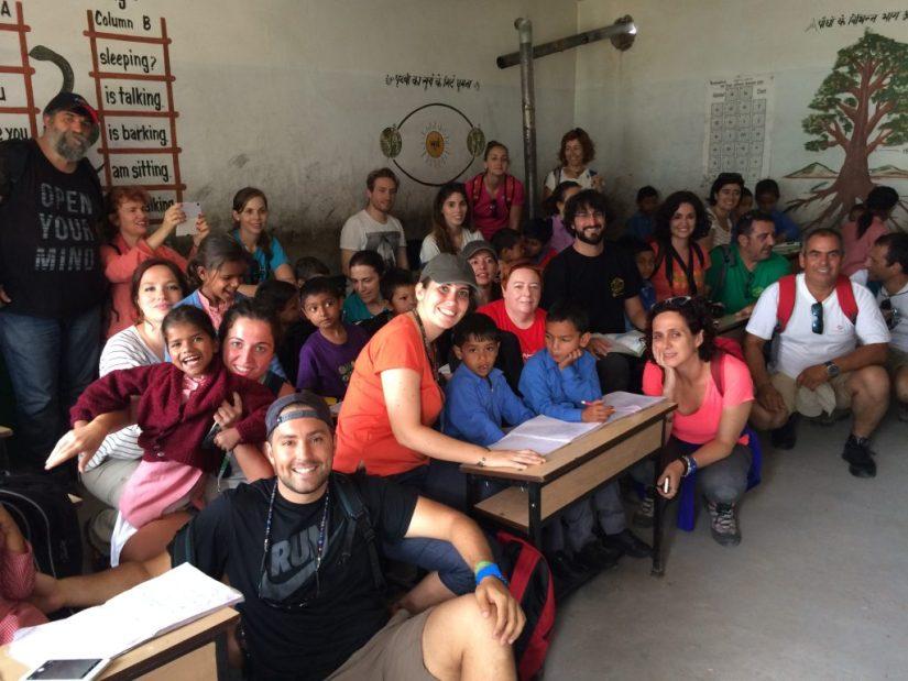 escuela en Manali