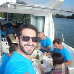 Cómo navegar en barco sin carnet: turismo fluvial por Europa