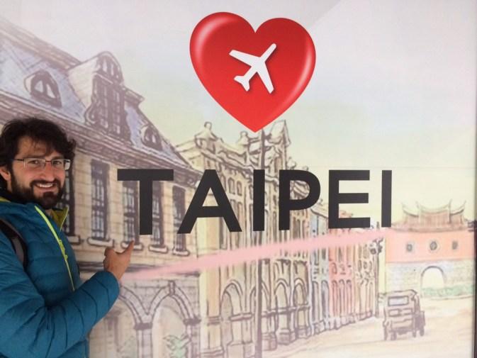viajar a Taiwán