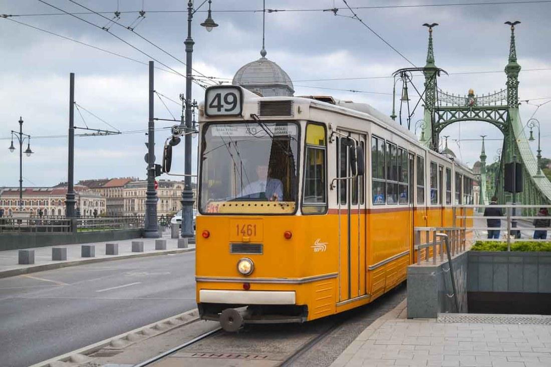 Transporte de Budapest