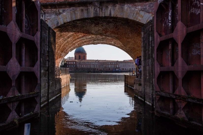 Canales en Toulouse