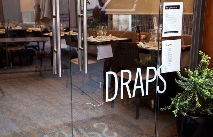 Draps en Girona