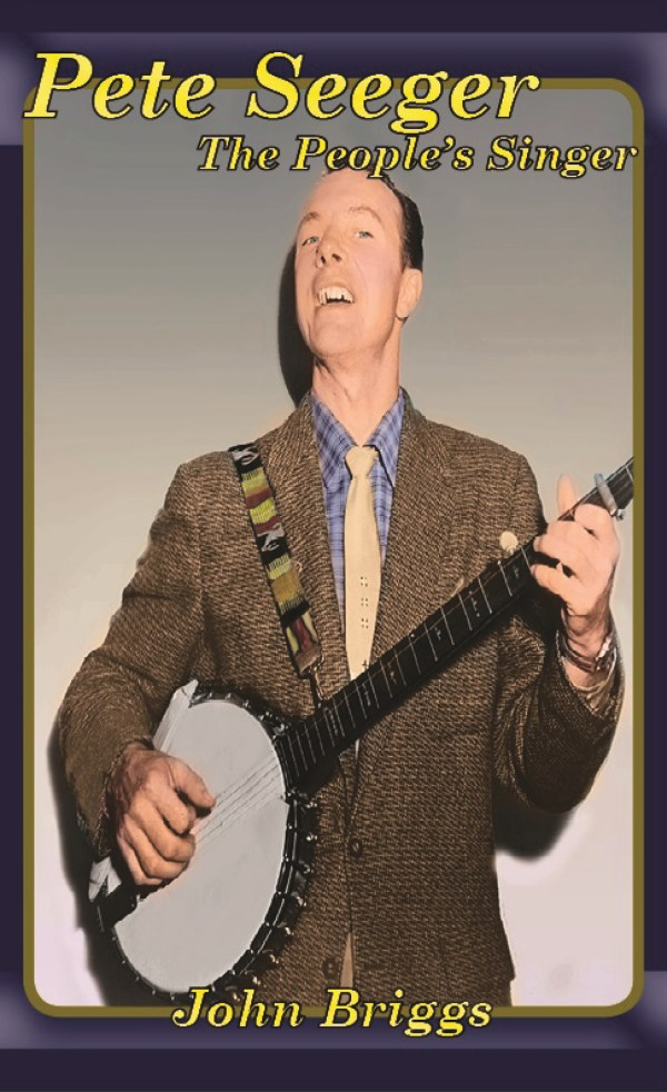Pete Seeger, The People's Singer | Atombank Books