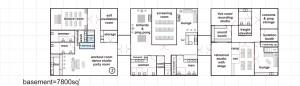 3 Bagua House - Basement