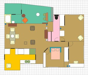 floorplan unknown apt