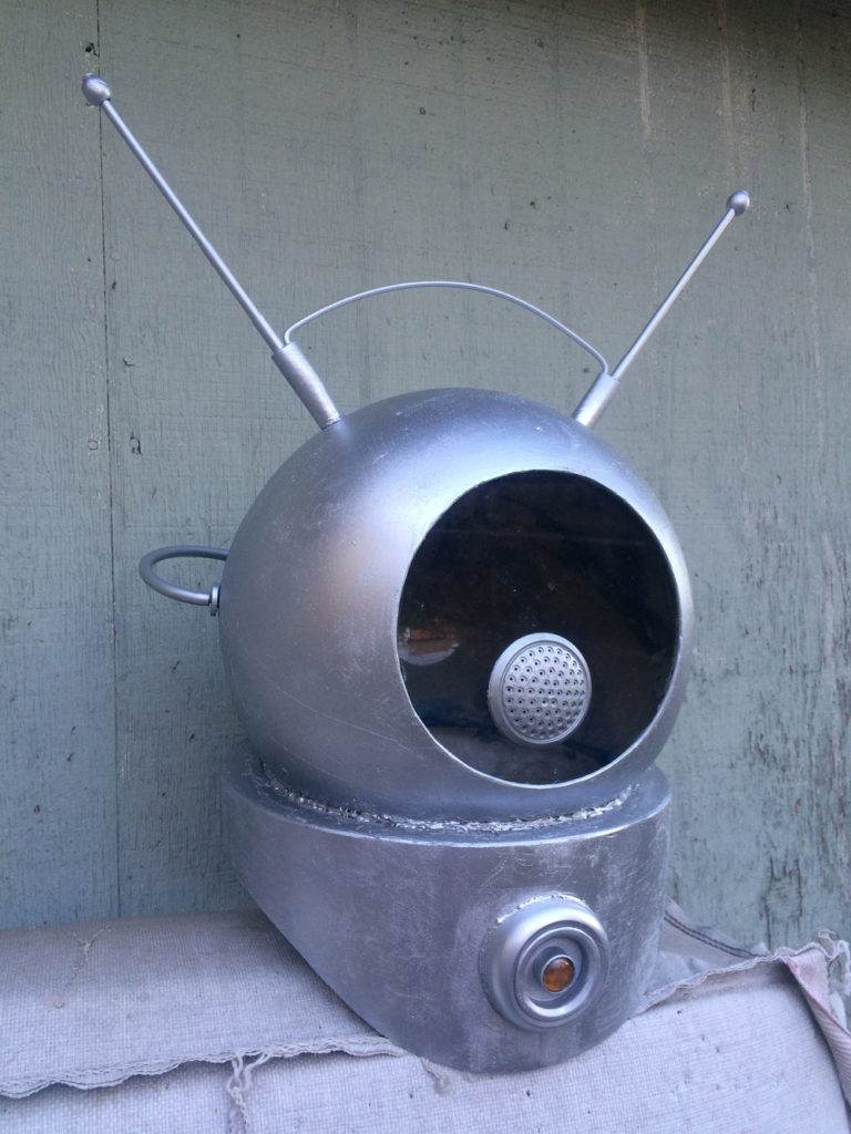 Image result for robot monster helmet