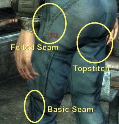 Fallout Vault Suit Construction