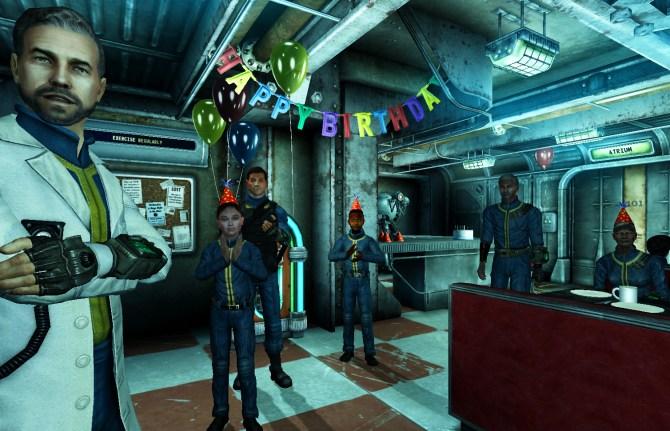 Fallout Birthday