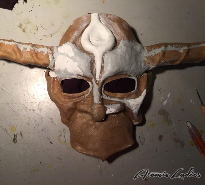 Replica Labyrinth Costume Masks