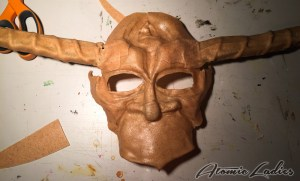 Replica Labyrinth Costume Masks