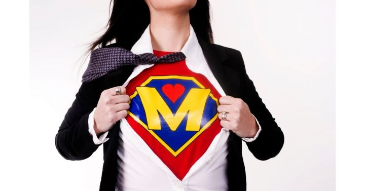 Super Mom is Dead