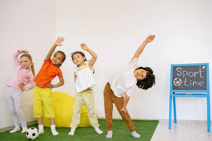 How to Encourage Your Kid to Be Physically Active