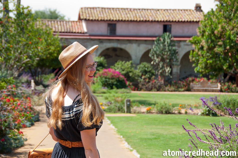 Delightful Founded November 1, 1776, Mission San Juan Capistrano Is Large, And Lush,  Featuring A Church, Housing, Plaza And Patio, As Well As Lush Garden, ...