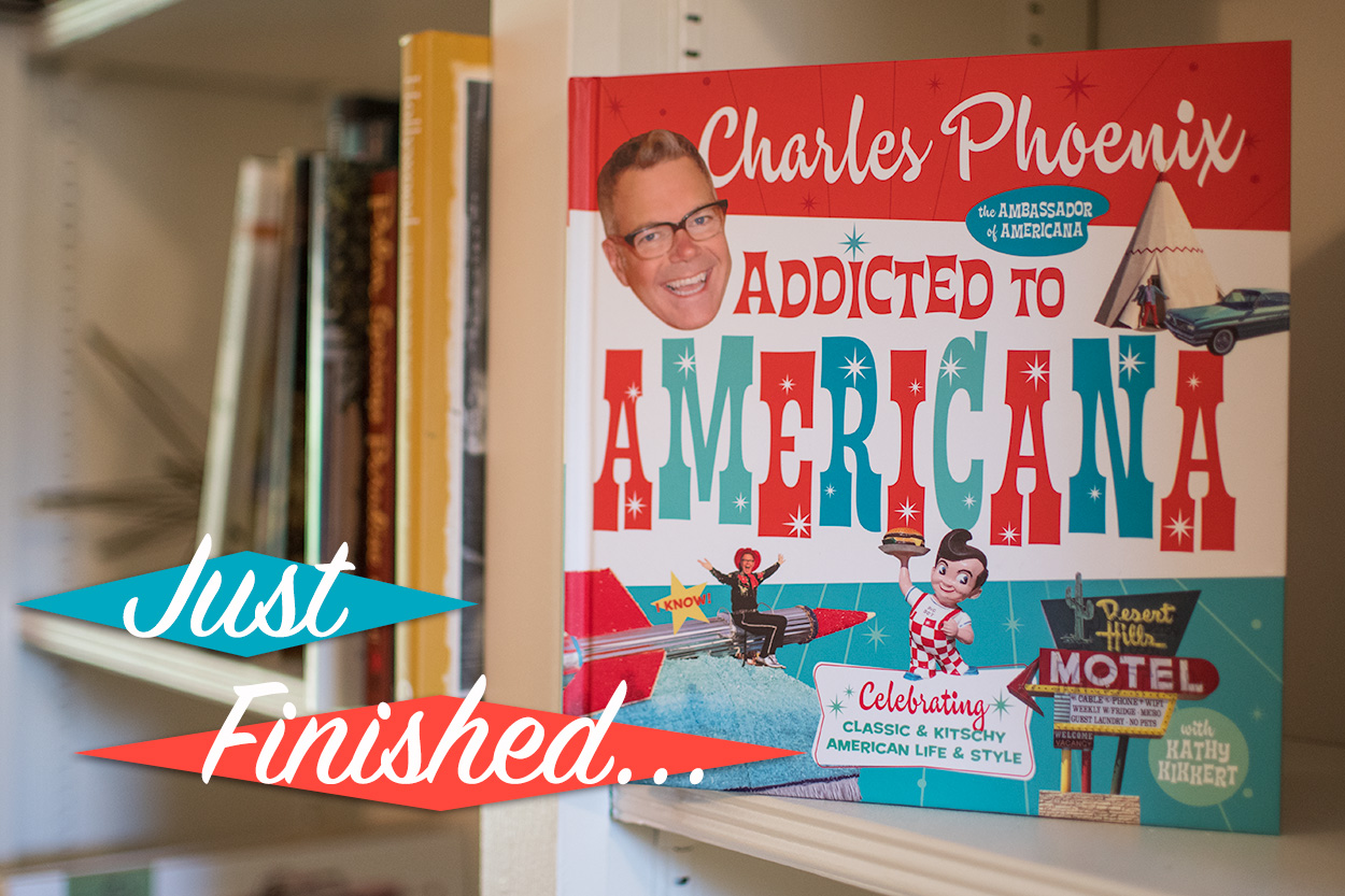 book review addicted to americana atomic redhead