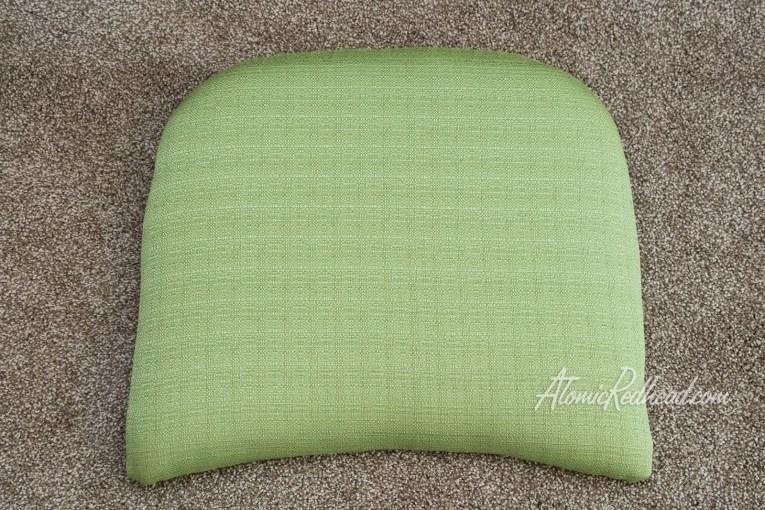 Fresh upholstery!