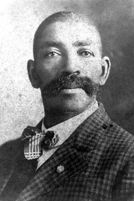 Bass Reeves, Black History, lawman