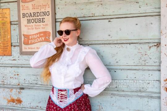 Atomic Redhead | Cosmic American Fashion, Unique