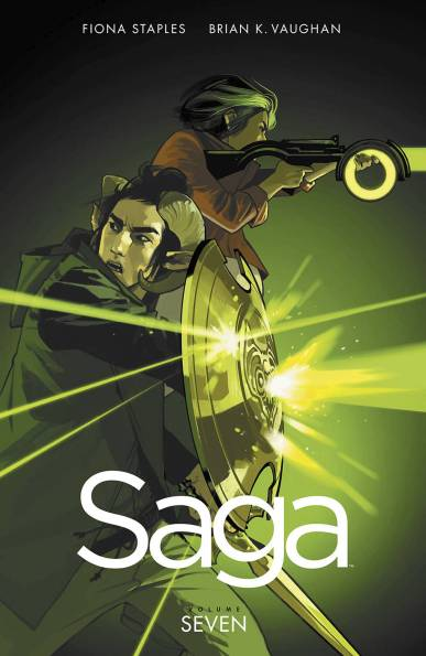 Saga Tops the 2017 Bestseller List