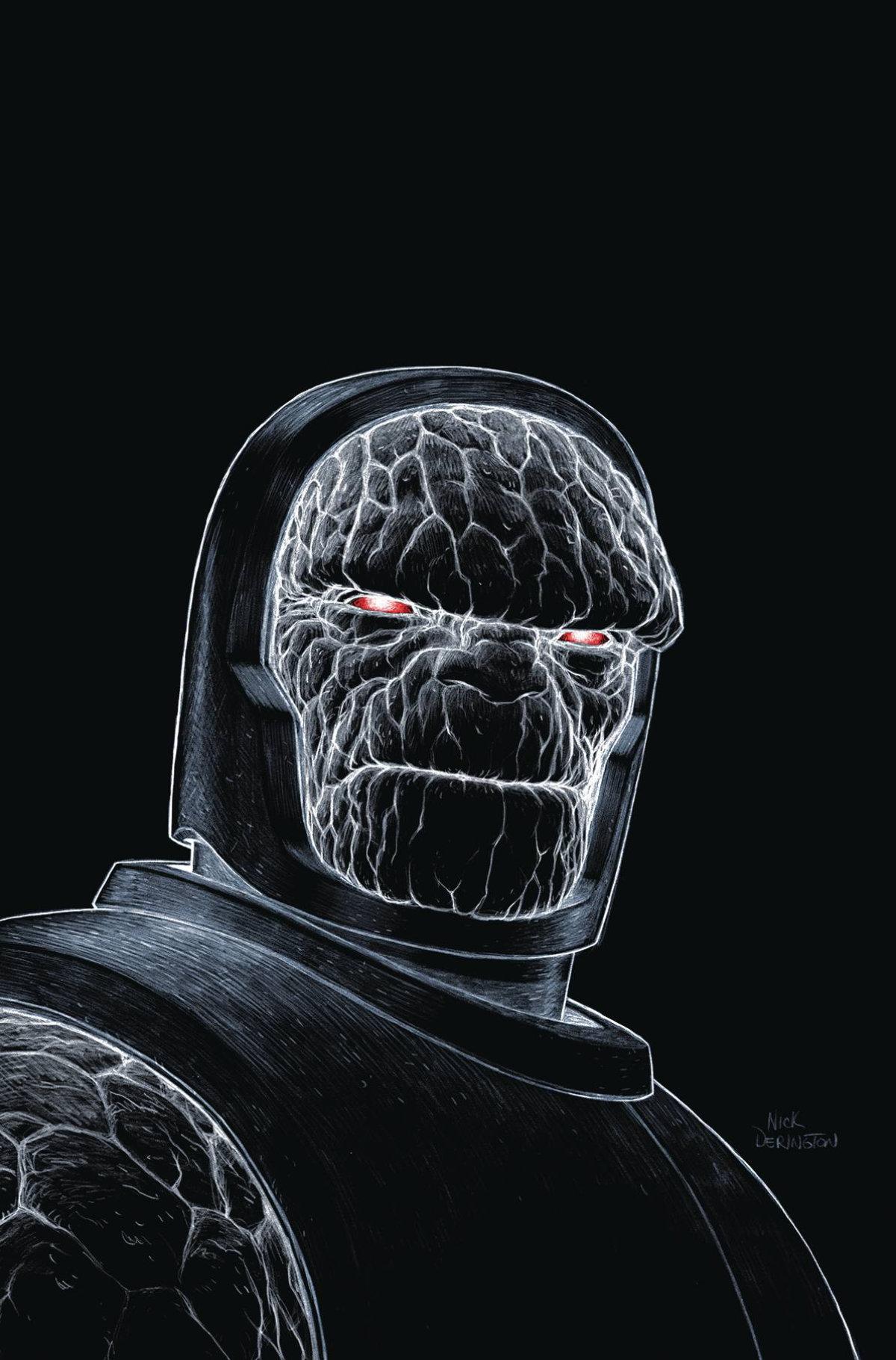 Darkseid from Mister Maracle #10 (2018)