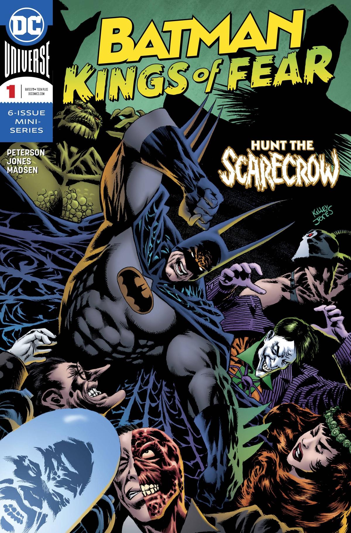 Batman Kings of Fear #1 (2018)