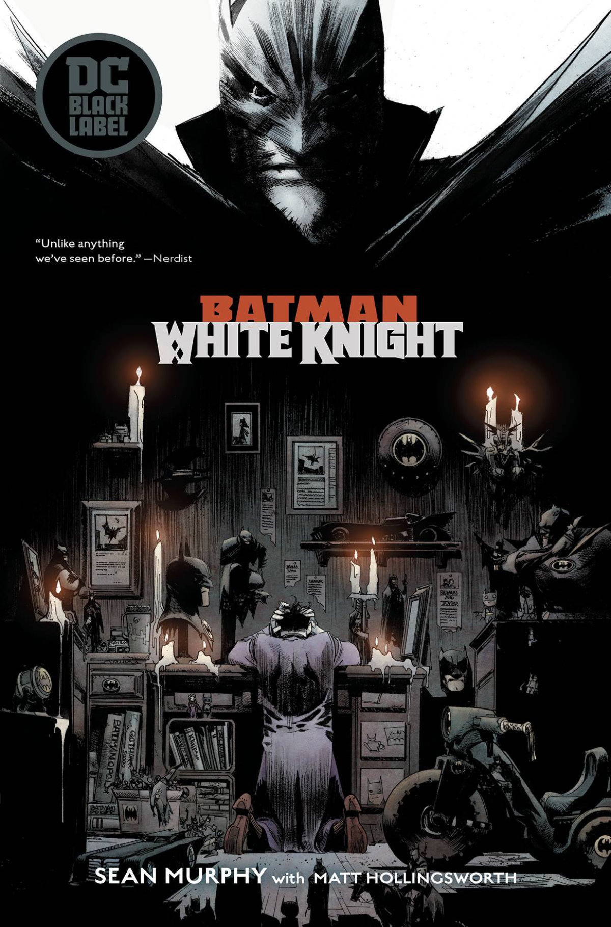 Batman White Knight TP (2018)
