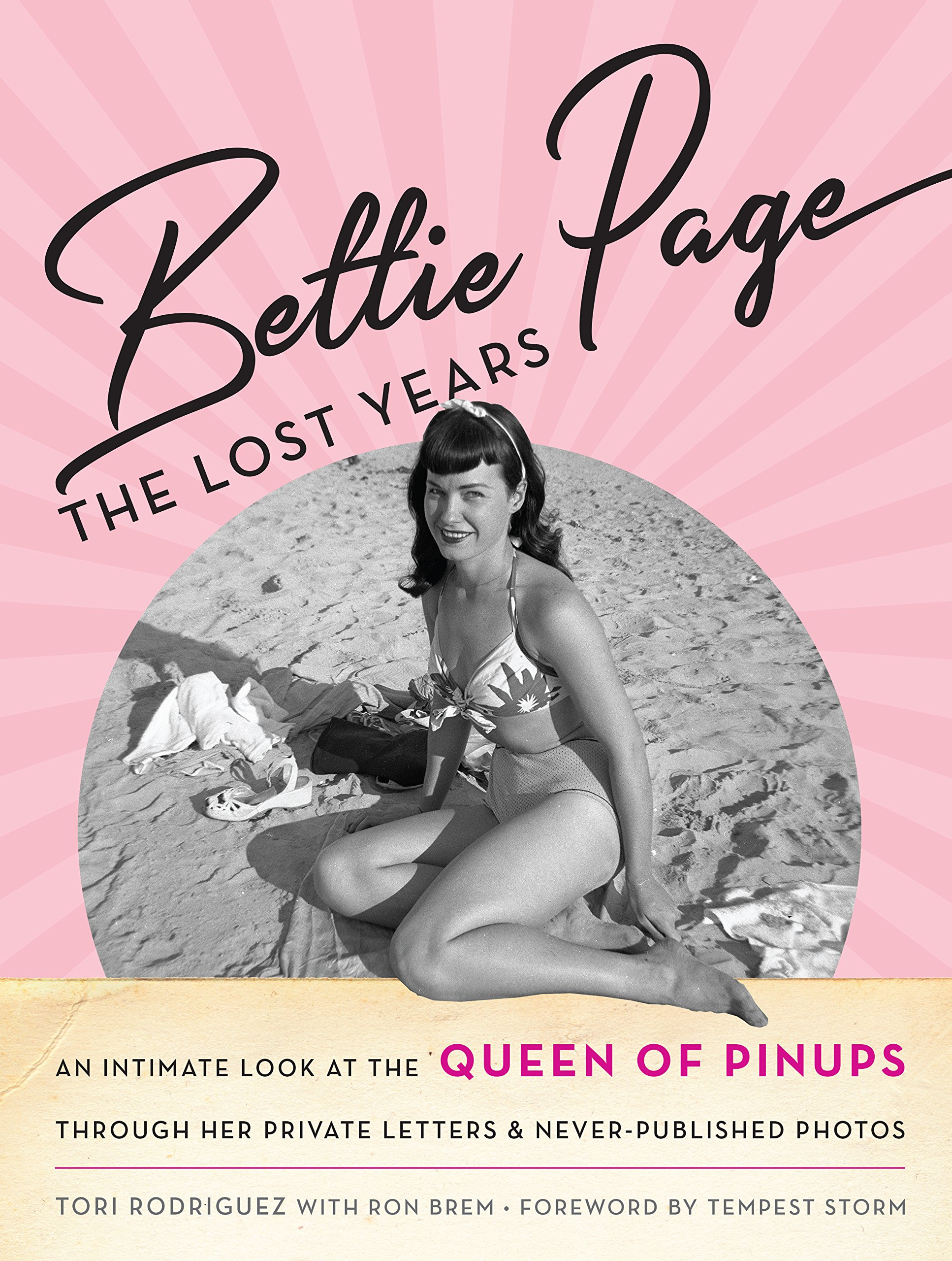 Bettie Page the Lost Years (2018)