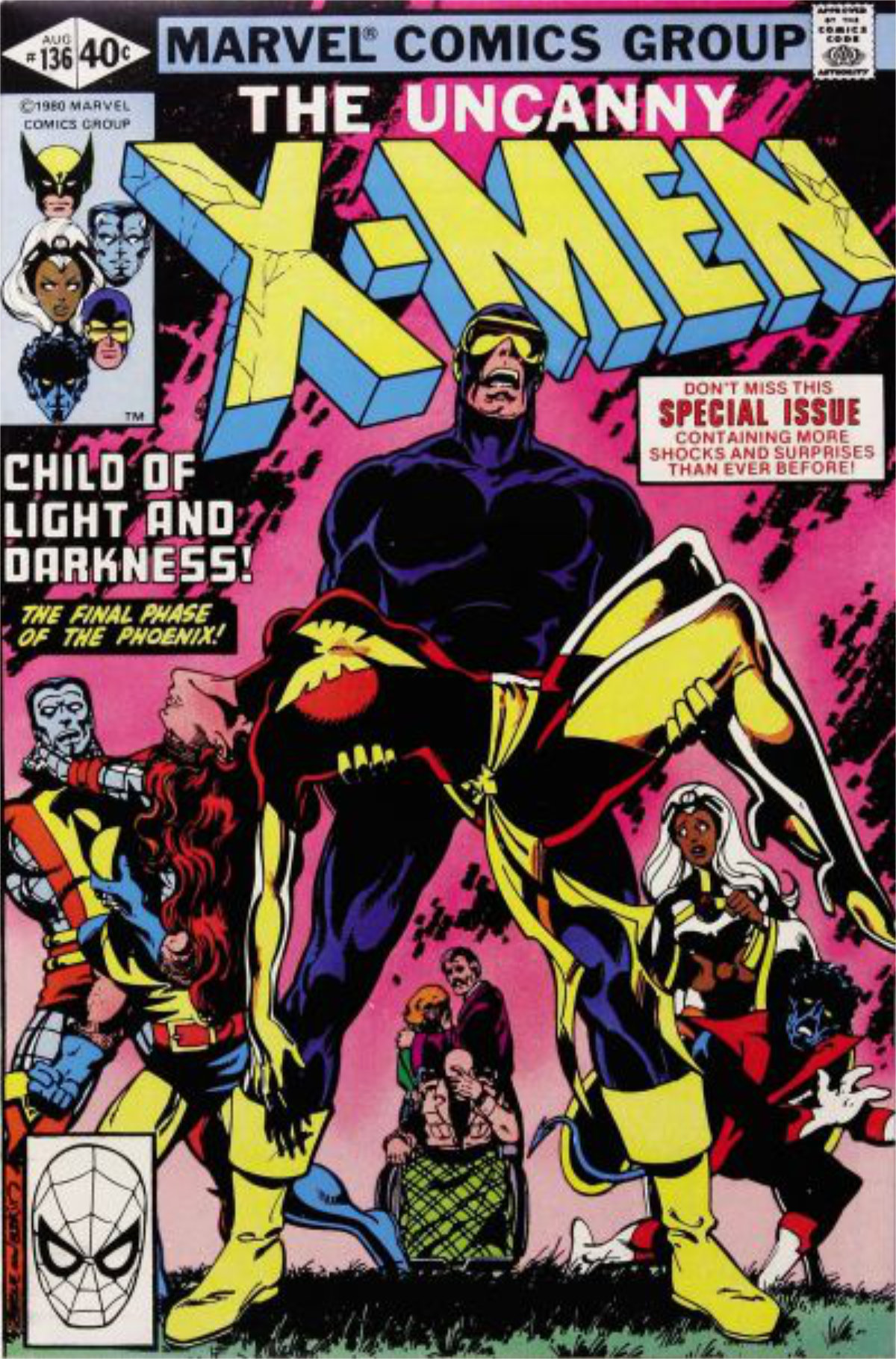 X-Men The Death of Phoenix