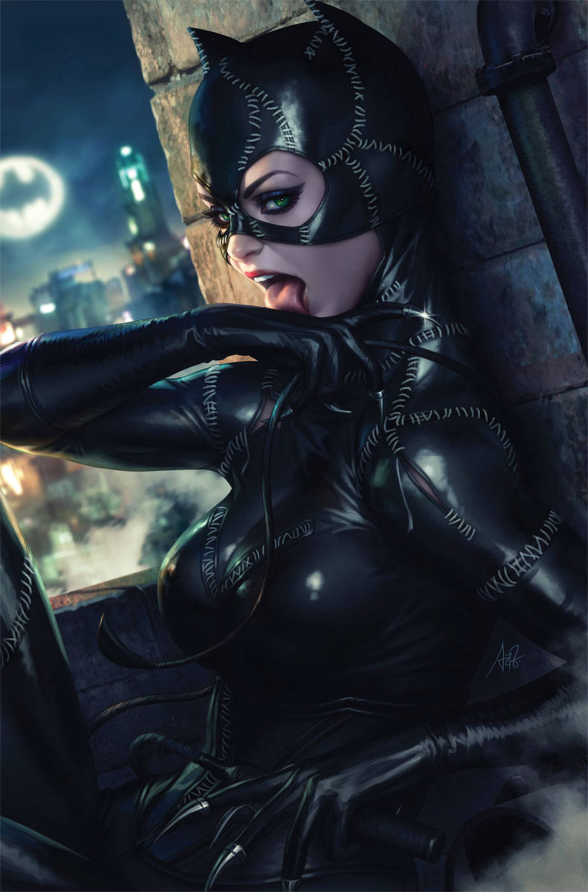 CATWOMAN #10 REGULAR COVER BY DC COMICS SAME DAY SHIPPING!