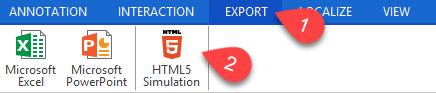 Export HTML5