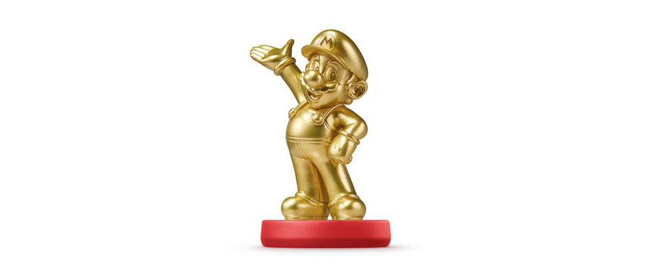 Gold-Mario